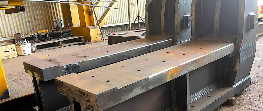 Heavy Steel Fabrication Gadaleta Steel